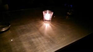 待合テーブル