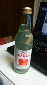 りんごスカッシュ