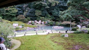 青蓮院門跡庭園