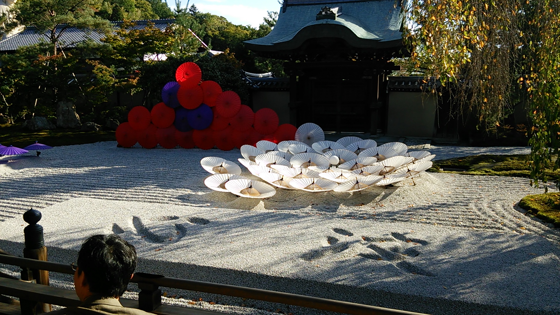 高台寺の素晴らしき日本庭園