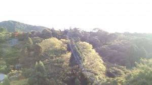 清水からの景色