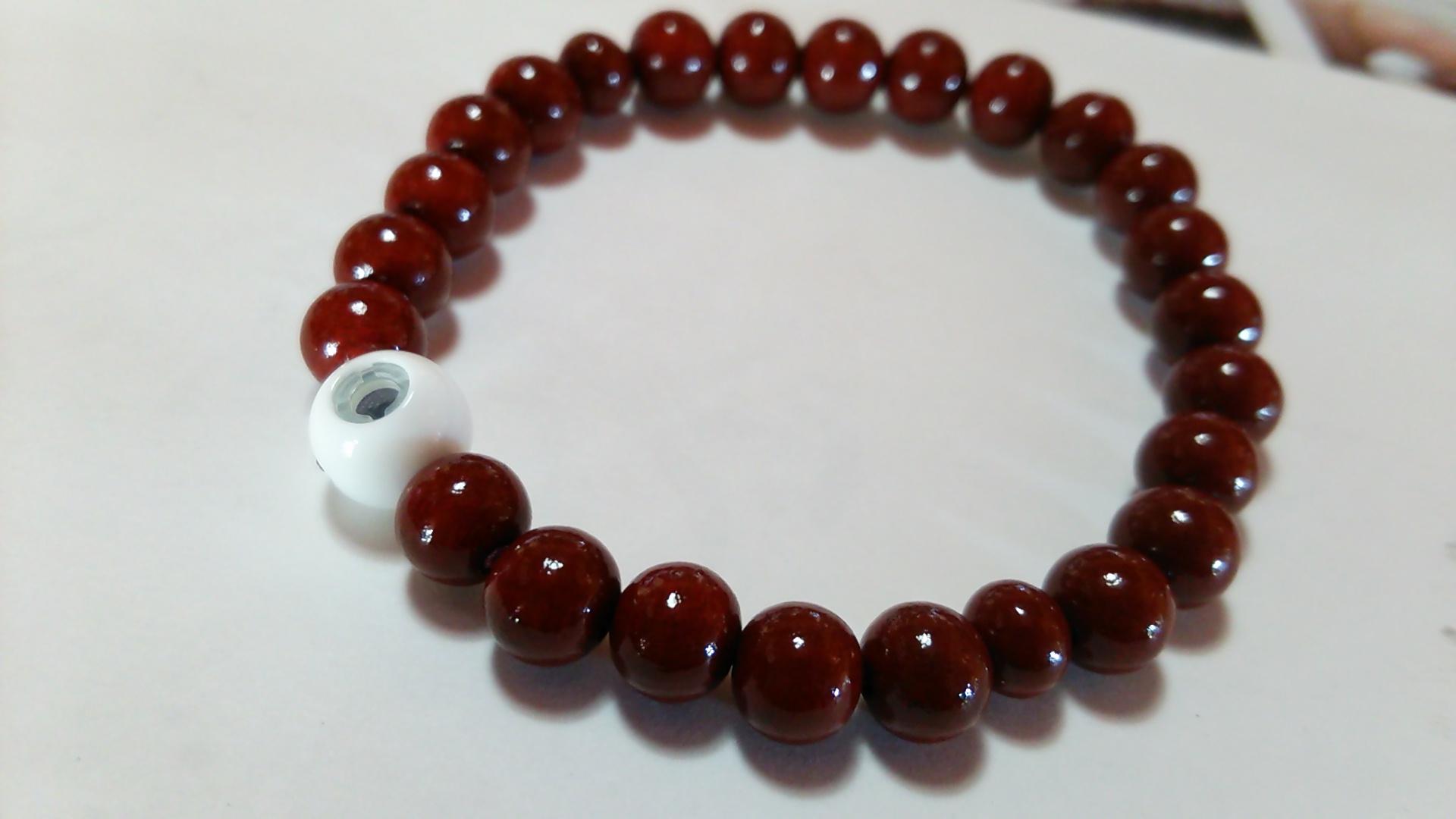 根来寺の念珠作り