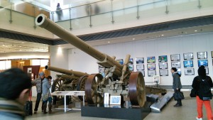 八九式十五糎加農砲
