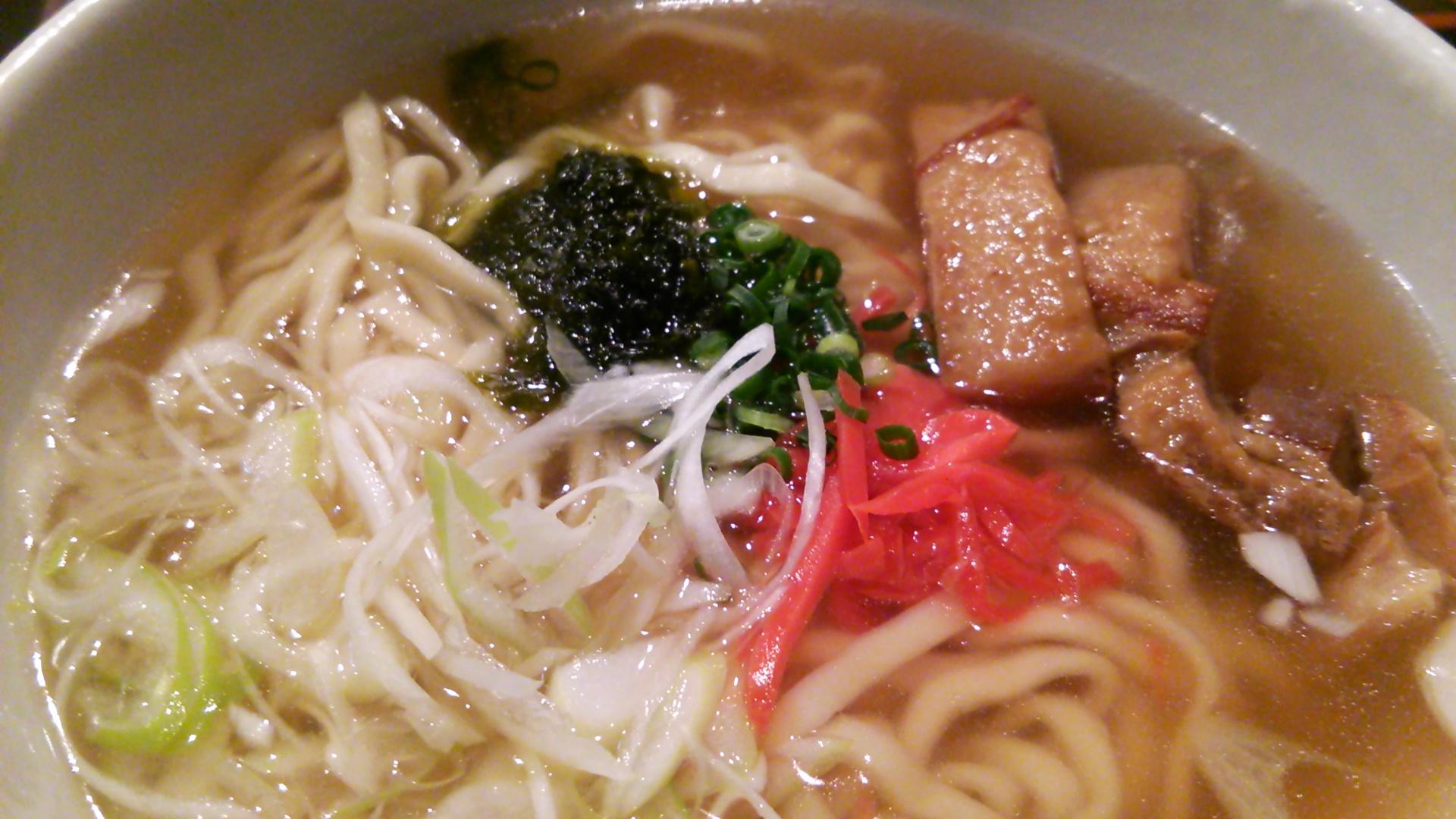 てぃーだの沖縄料理