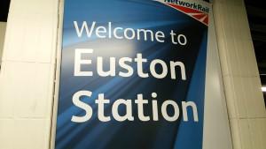 ユーストン駅