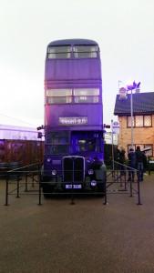 夜の騎士バス