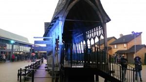 ホグワーツの回廊