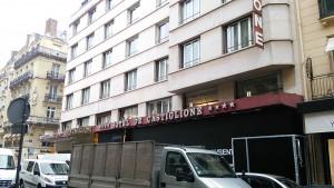 ホテル カスティリヨンヌ