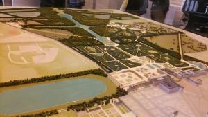 ヴェルサイユ宮殿敷地