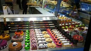 パリのお菓子
