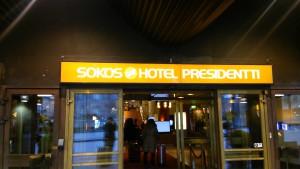 ソコス ホテル プレジデンティ