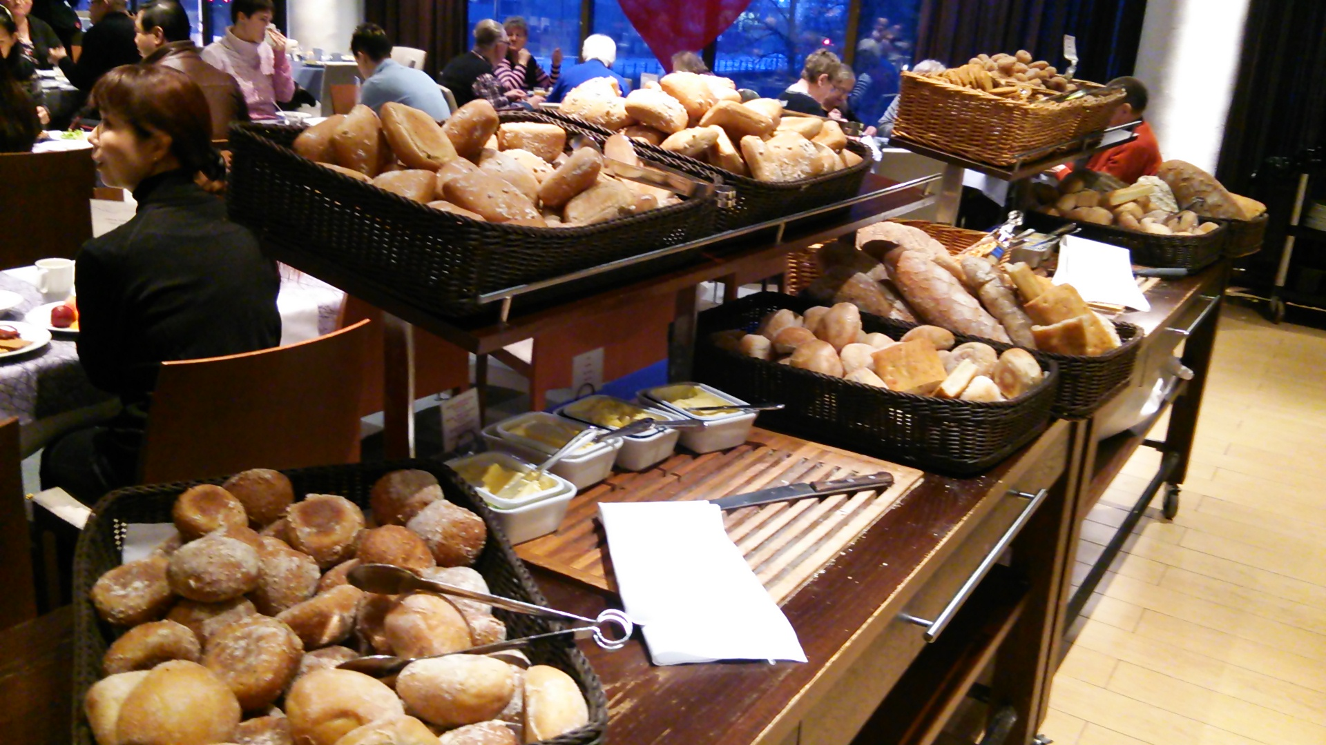 ソコス プレジデンティの朝食がスゴかった!