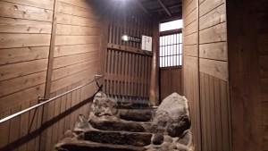 仙人風呂階段