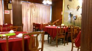 グレート上海レストラン店内