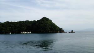 伊根湾の景色