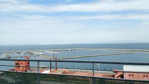 海風館からの景色